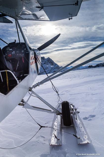28711-479 Clariden Gletscher